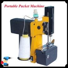 1pc Gun-Type Portable Electric Packet Machine Sewing Machine Strapping Woven Sealing Machine GK9-013