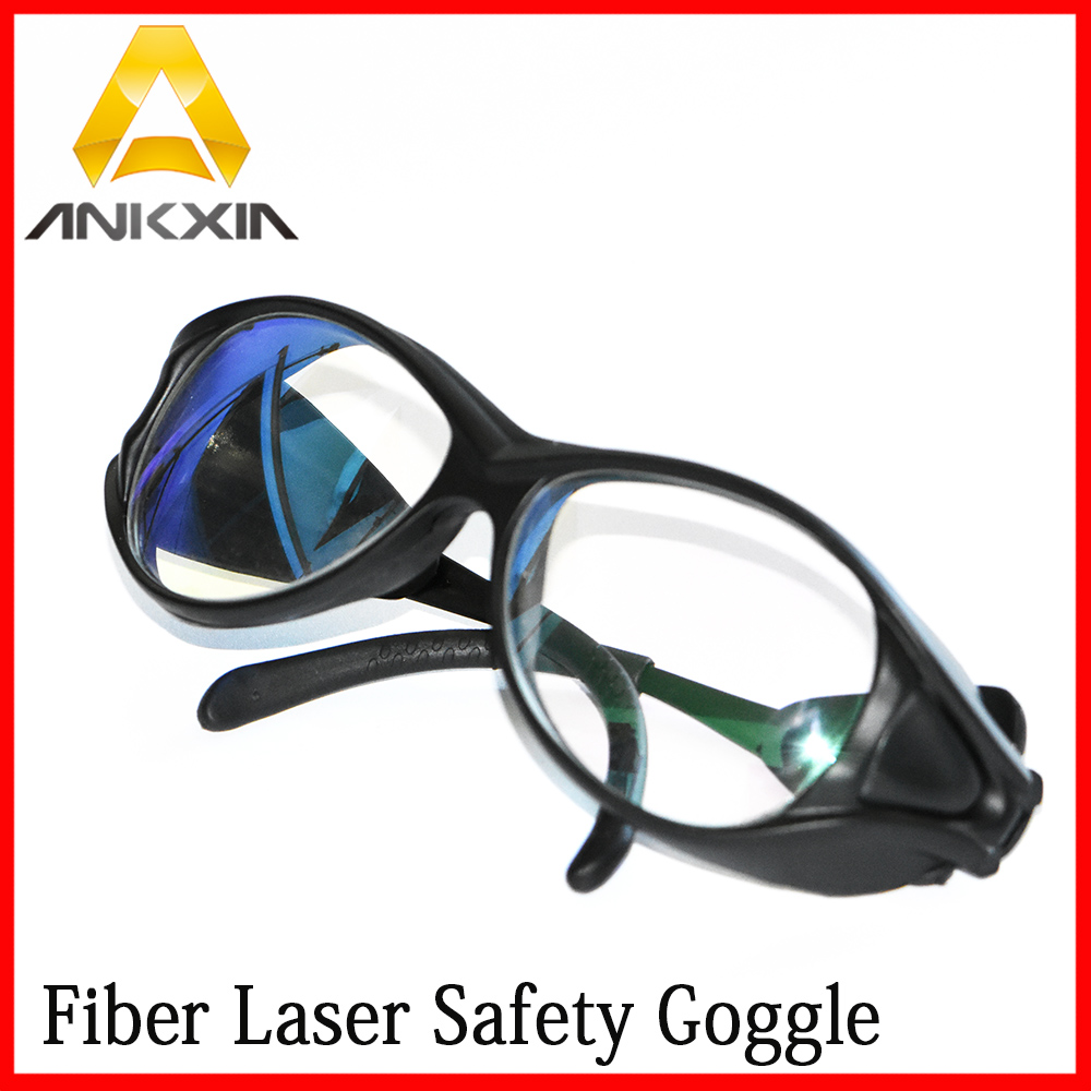 Protective Glasses Laser Safety Goggle OD4+CE 10600nm Professional Protective Eyewear Glasses Double Layer Anti Co2 Laser double frame protection goggles glasses eyewear for co2 carbon dioxide laser 10600nm 10 6um