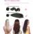 Ombre Marrón/27 Honey Blonde Bob Peluca Llena Del Cordón Del Pelo Humano Frontal Pelucas Rubia Brasileña Llena Del Cordón Humano Pelucas de Cabello Humano Rubio
