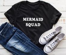Sugarbaby/Весенняя рубашка русалки модные футболки tumblr забавная