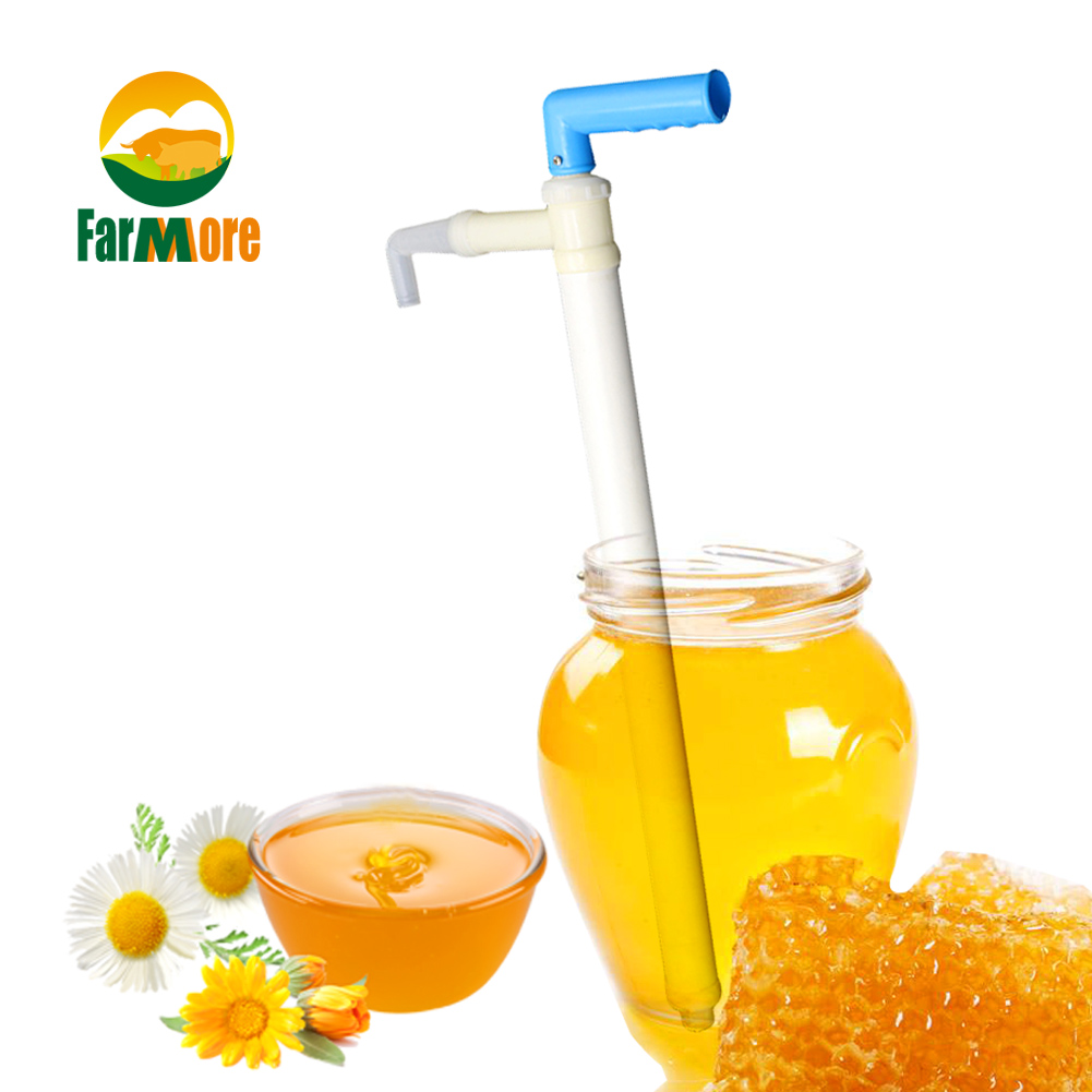 1Pcs Honey Pumping Device Bee Tools Radial Honey Extractor Beekeeping Filling Mile Drinking Bee Tools