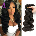 7A Grade Malaysian Virgin Hair Body Wave 4 Bundles Virgin Malaysian Hair Malaysian Body Wave Virgin Unprocessed Human Hair Weave