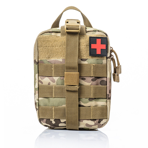 Image 2 - Outdoor sports should Mountaineering rock climbing Lifesaving bag Tactical medical Wild survival emergency kit