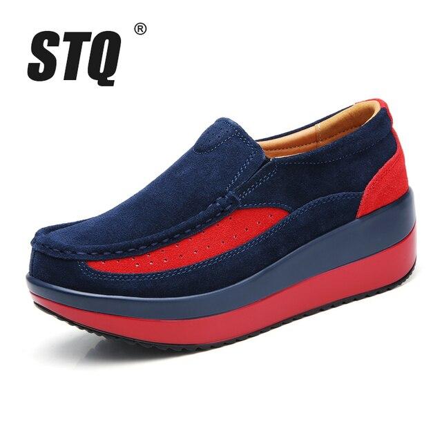 STQ 2020 الخريف النساء أحذية 2