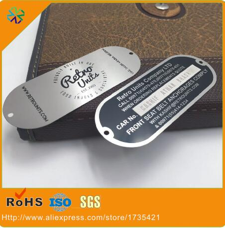 100pcslotcustom size small stainless steel metal tagcustom metal 100pcslotcustom size small stainless steel metal tagcustom metal bookmarkstainless steel metal tag in business cards from office school supplies on colourmoves