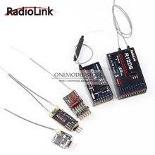 Radiolink-R12DS/R9DS/R6DS/R12DSM/R6DSM DSSS/FHSS S. BUS 2,4 GHz приемник для радиоуправляемого квадрокоптера запчасть для мультикоптера