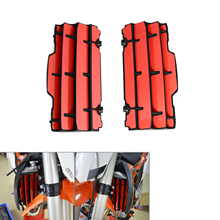 L & R Ktm Radiator Guard Cover Decals Stickers For KTM 250 300 350 450 500 530 SXF XCF XCFW XCW EXCF XC-W SX-F XCF-W