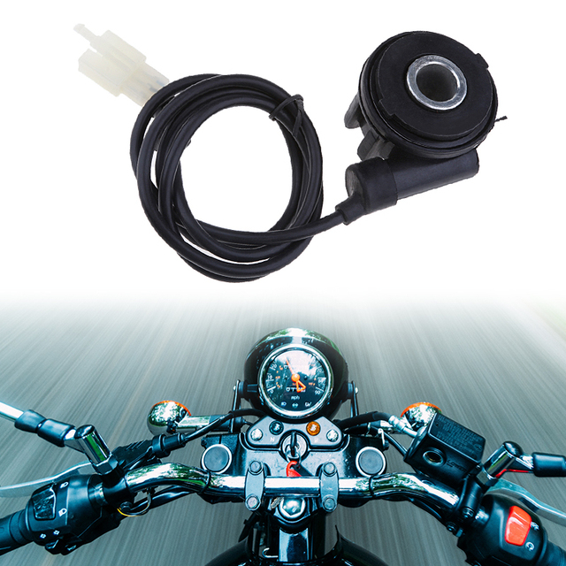 Motorcycle Odometer Sensor Cable Speedometer Tachometer Sensor  Cable For Yamaha Honda Suzuki For Harley Motorcycle Accessories