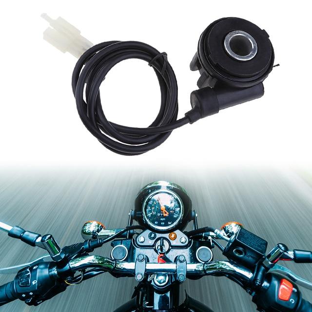 Motorrad Kilometerzähler Sensor Kabel Tachometer Tachometer Sensor Kabel Für Yamaha Honda Suzuki Für Harley Motorrad Zubehör