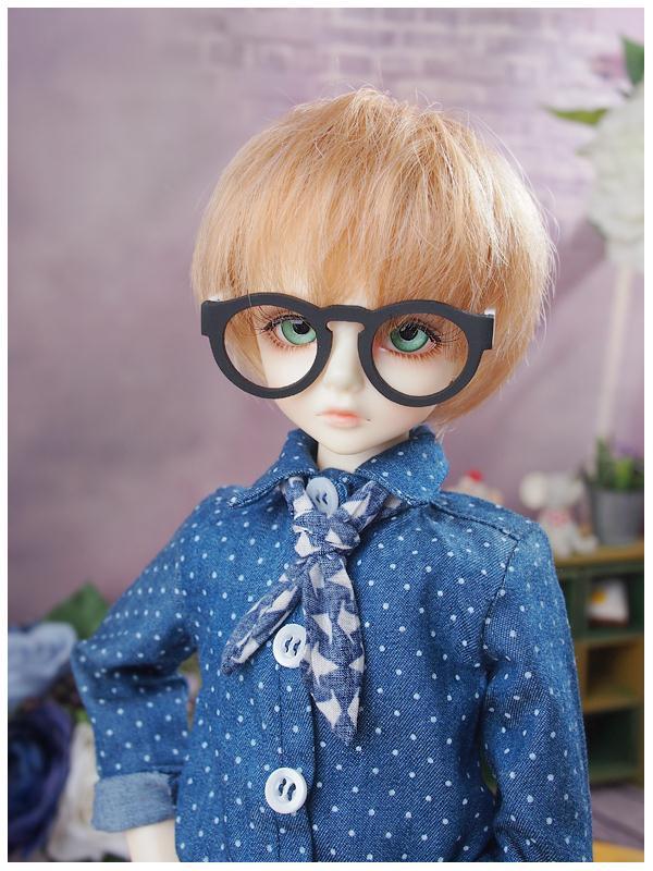 SD doll BJD doll boy 1/4 <font><b>glasses</b></font> male
