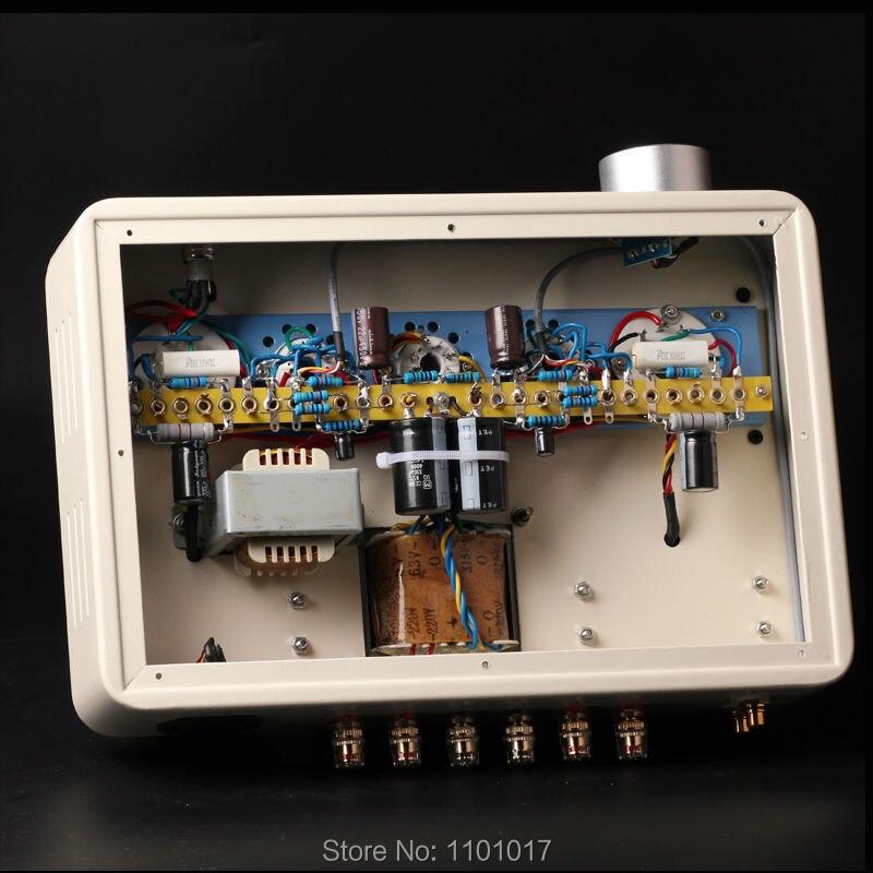 HIMING MONA FU50 Amplifikator Tube HIFI EXQUIS Triode Llambat e - Audio dhe video në shtëpi - Foto 5
