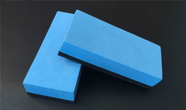 Free Shipping EVA Foam Sponge,Hand Polishing Sponge,Buffer Sponge Pad Kit For Car Waxing 4