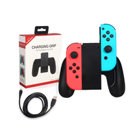 For Nintend Switch Chargeable Left Right Comfort Hand Grip Holder For Nintendo Switch Joy Con NS