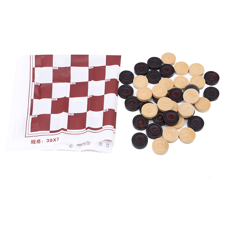 Confident The Standard Competition For The Plastic Chess Game Special Gift New International Checkers Educational Toy Strategy Game Traveling Games Toys & Hobbies