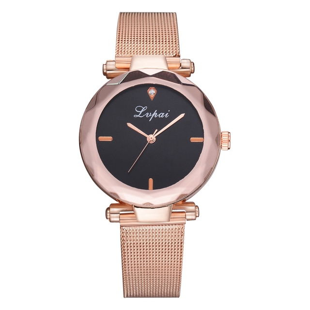 Lvpai Brand Bracelet Watches For Women Top Luxury Quality Dress Business Wrist W