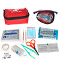 New Arrive 26Pcs First Aid Medical Mini Bag Botiquin With Kit Bandages Tourniquet Medicine Chest Bolso Medico