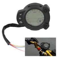 7 Color Meter Motorcycle Instruments LCD Speedometer Odometer Tachometer for Yamaha BMS125