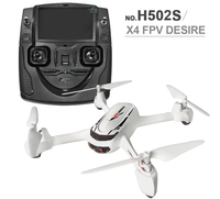 Hubsan X4 H502S 5 8G FPV GPS Altitude Mode RC Quadcopter With 720P HD Camera One