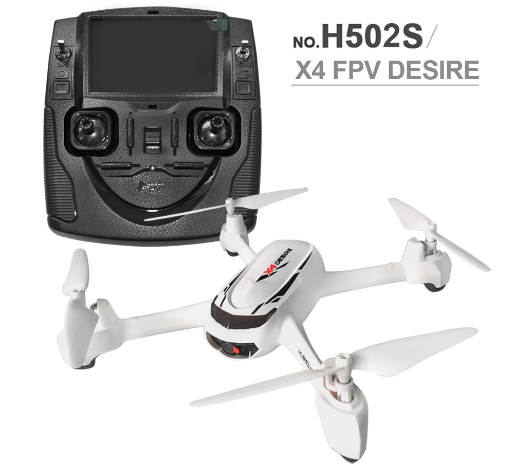 Hubsan X4 H502S RC Drone 5,8G GPS FPV altitud modo RC Quadcopter con HD 720 P Cámara una retorno clave con Control remoto inteligente - 3