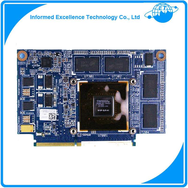 For ASUS K55VJ K55VM Graphic Card NVIDIA GeForce GT 635M N13P-GLR-A1 2GB Video card free shipping