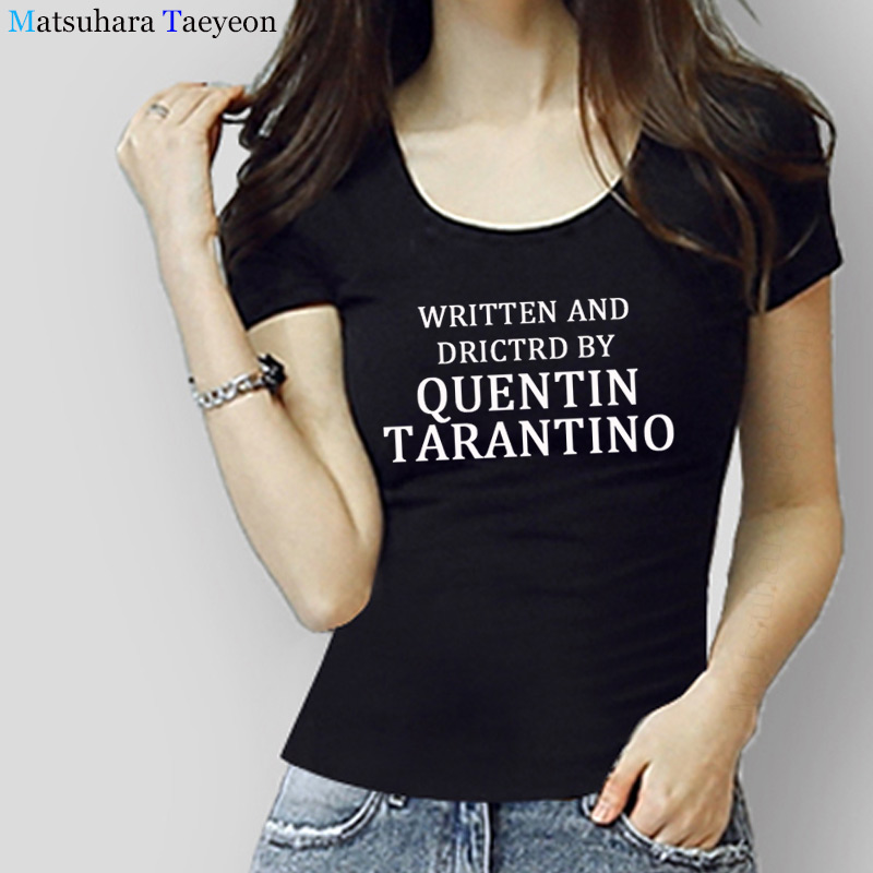 film-fan-quentin-font-b-tarantino-b-font-written-and-directed-horror-movie-shirts-funny-quote-shirts-women-gifts-harajuku-funny-o-neck-shirt