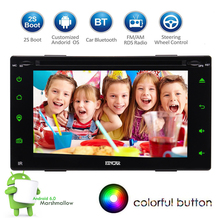 Double 2din Android 6 0 OS In Dash font b Radio b font Car DVD Player