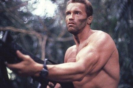 Hot Arnold SchwarzeneggerCollateral Damage