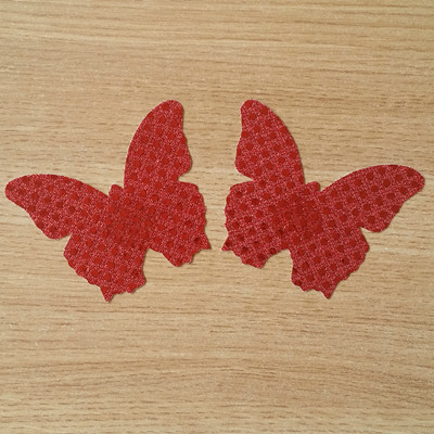 5 Pairs Disposable Soft Silicone Butterfly Dug Envelop