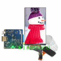 5 5 Inch 2K HDMI IPS LCD Kit 1440*2560 MIPI TO HDMI Display kit For 3D  Printer DIY Projector