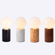 Modern Led Desk Lamps Cylindrical Lights Decoration Table Bedroom Living Room Hotel Lobby Lighting Avize
