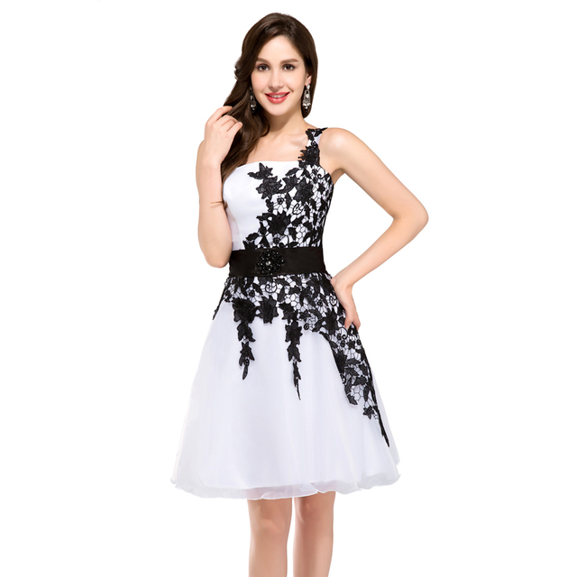 Black lace cocktail dress cheap