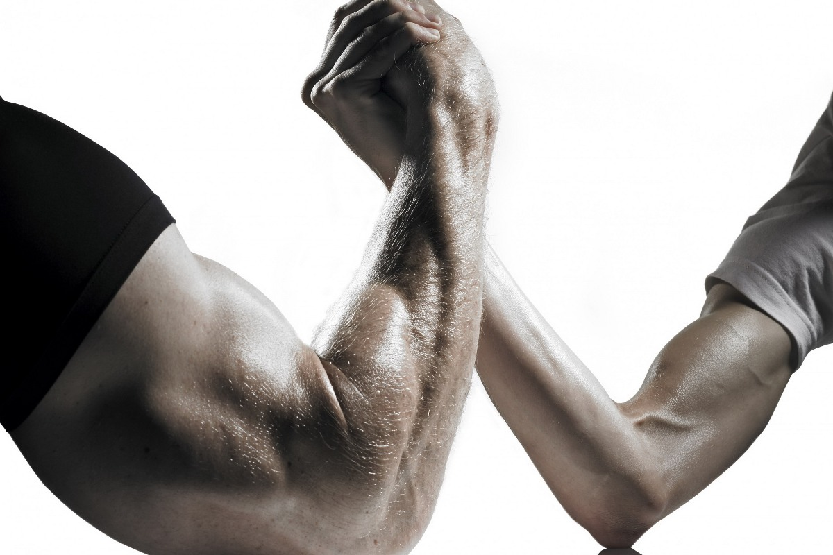 Buy Muscular Arm And Get Free Shipping On Aliexpress