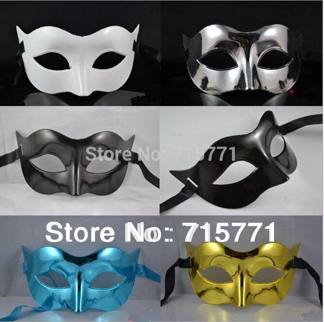 Half Face Mask of Zorro mask dance mask Men Halloween new party masquerade slipknot halloween party slipknot masks