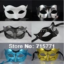Half Face Mask of Zorro mask dance Men Halloween new party masquerade slipknot halloween masks