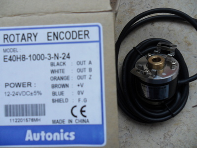 Original genuine encoder E40H8-1024-T-24Original genuine encoder E40H8-1024-T-24