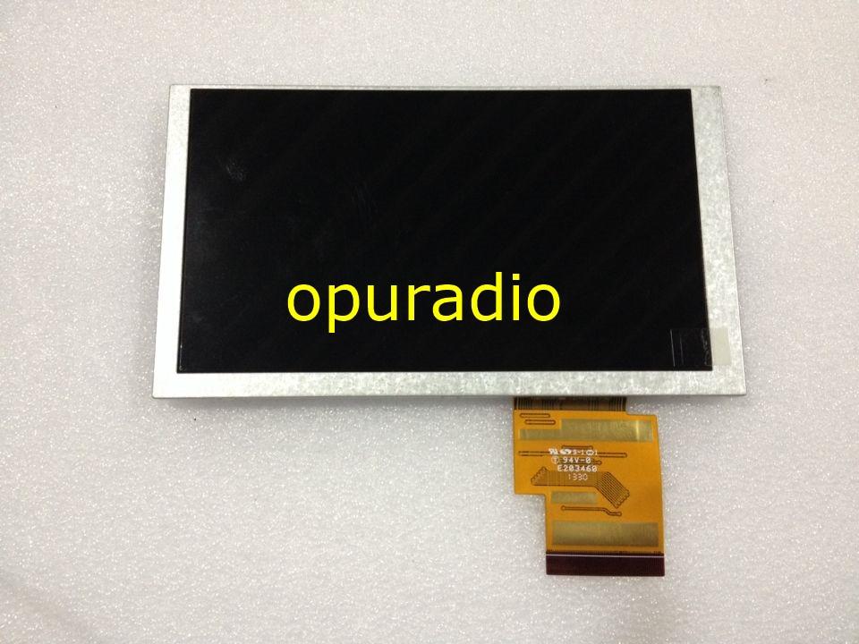 "7/"" CLAA069LA0HCW LCD Display Screen Fit for Car Navigation LCD Panel #U3301"