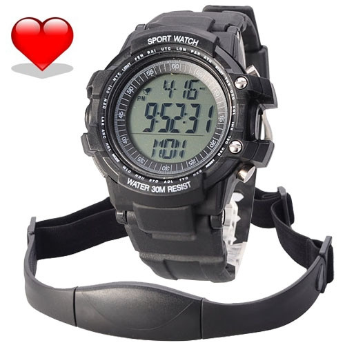 Heart-Rate-Monitor-Chest-Strap-Pedometer-Digital-Sports-Watch-with-LCD-Monitor-Exercise-Memory-Mode-Stopwatch