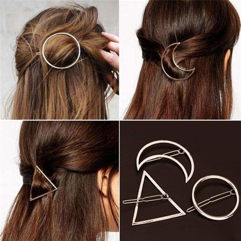 Women Cactus Cereus Hair Clip Pin Barrette Ponytail Holder Hairpin Accessories