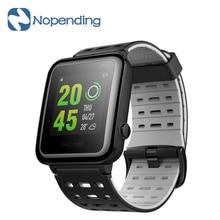 Globale Version WeLoop Hey 3 S Smartwatch Sport Smart Uhr GPS AGPS 50 Mt Wasserdichte Bluetooth Herzfrequenzsensor für Xiaomi IOS MI