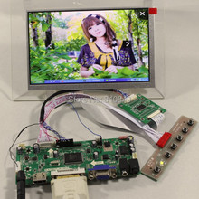 HDMI+DVI+VGA+Audio controller board+Tcon board+7inch AT070TN83 V1 800*480 Lcd panel