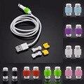 Prático 10 pcs de alta qualidade para apple macbook pro air saver protetor de cabo do carregador de carregamento de arame proteger novo