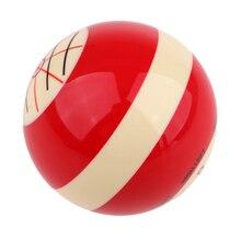 57 мм/2 1/4 дюйма полимерный бильярдный тренировочный бильярдный мяч с ударными точками линии аксессуары для снукера и бильярда