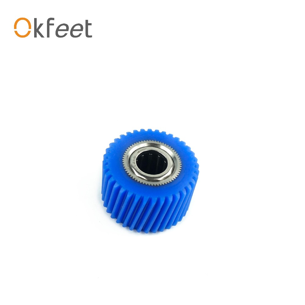 okfeet <font><b>Tongsheng</b></font> tsdz2 Mid Drive Motor Parts Accessories Nylon <font><b>Gear</b></font> For Ebike Electric BIke Central Engine image