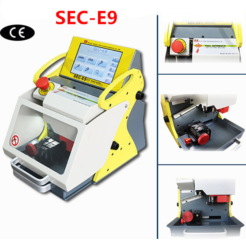 best automatic key cutting machine sec e9 portable smart. Black Bedroom Furniture Sets. Home Design Ideas