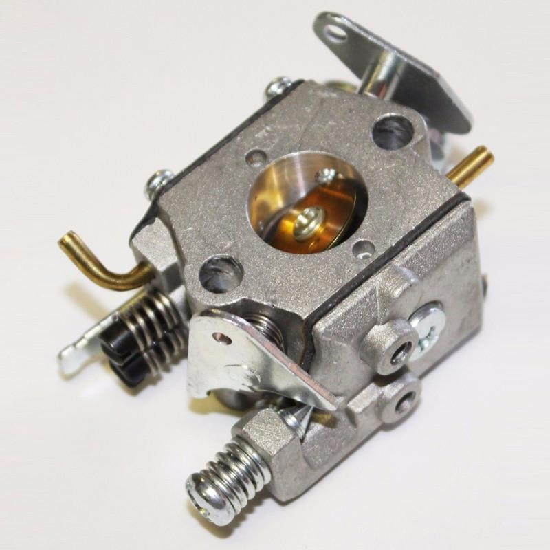 Kit Carburador Carb Para Parceiro Universal 350 351 370 371 420 Motosserra Walbro 33-29 Acessórios Mistura de Alta qualidade livre shipp