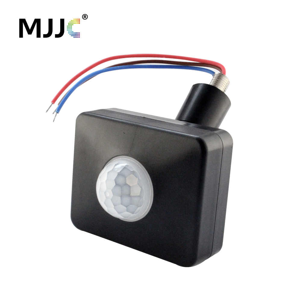 Motion Sensor 220V 110V DC 12V PIR Sensor Motion Switch ... on