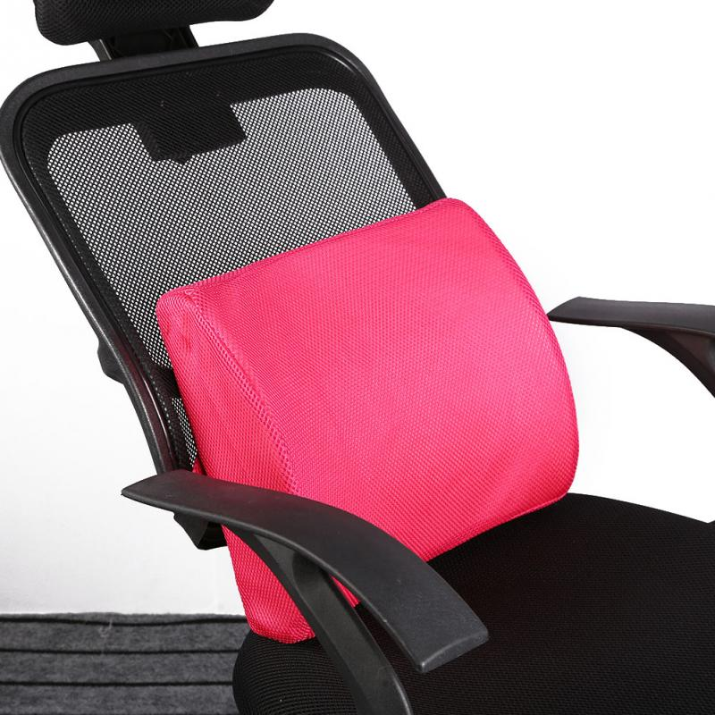 aliexpress : buy memory foam lumbar cushion lower back support