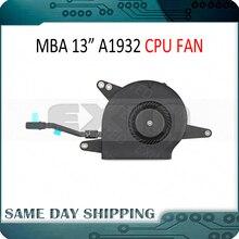 New Laptop A1932 CPU FAN for Macbook Air Retina A1932 CPU Cooling Cooler Fan EMC 3184