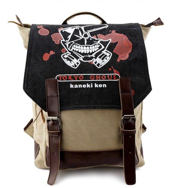 ФОТО Anime Tokyo Ghoul Backpacks Shoulder Bag Cool Children Rucksack Casual School Bag Bookbag For Teenage Girls Mochila