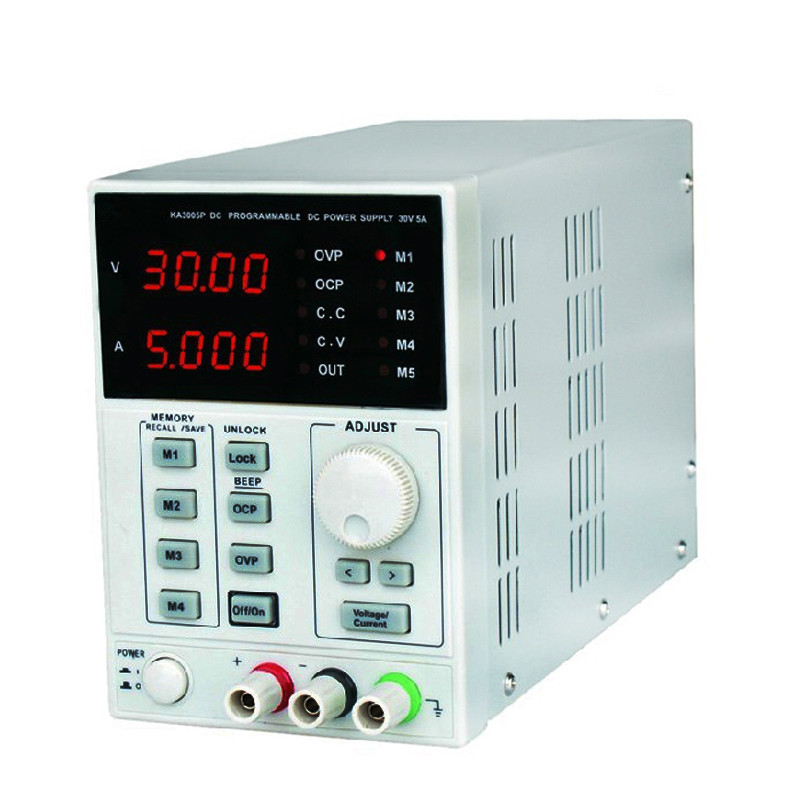 Hot Sale High Precision Adjustable DC Linear 30V / 5A Power Supply Digital Regulated Lab Grade with USB Electric Instrument